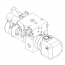 Power Unit, STB, ATV/UTV, Boss P/N HYD13620