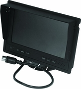 Rear Observation Quad Screen Kit, Color, Buyers 8881247
