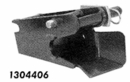 Receiver, DS, replaces Western 67858, P/N 1304406