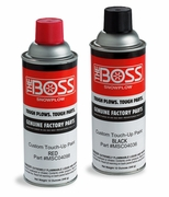 Red Spray Paint, 1997 & Newer, Boss P/N MSC04098
