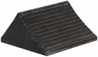 "Rubber Wheel Chock, 8""W x 6""D x 5""H, Buyers WC1468A"
