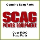 Scag Genuine OEM Mower Parts