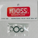 Seal Kit, Hydraulic Relief, Boss P/N HYD07028