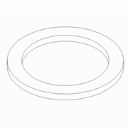 Seal, O-Ring for HYD1645 Seal, Boss HYD07039