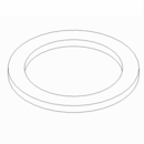 Seal, O-Ring for HYD1645 Seal, Boss P/N HYD07039