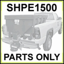 SHPE SaltDogg Salt - Sand Spreader Parts