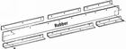 Snow Deflector, ST 78 90, replaces Meyer 12896-7, P/N 1309005
