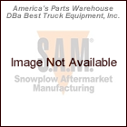 Snow Plow Motor Gasket, replaces Fisher 25861, P/N 1306375