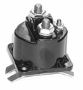 Solenoid, 3-Post Postive Curved Base Bakelite, P/N APL3020