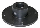 "Spinner Hub, Universal (Keyed & Cross Drilled), 1-1/2"" High P/N 924F0017A"