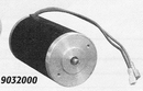 Spinner Motor, SP7500, 7550, 8500, replaces Snow-Ex D68, P/N 9032000