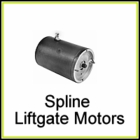 Spline Liftgate Motors