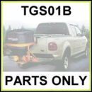 TGS01B SaltDogg Sand and Salt Spreader Parts
