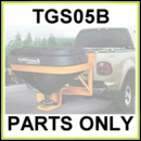 TGS05B SaltDogg Sand and Salt Spreader Parts