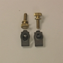 Thumb Screw / Nut Kit - Front Cover (2)  P/N MSC05077