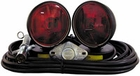Towing Light Set Magnetic Base, Buyers TL257M