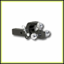 Tri-Ball Mount with Pintle Hook