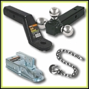 Truck and Trailer Towing Hitches and Accessories