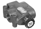 "Two Position Press Shift Selector Valve, 1/2"" NPTF, GPM 10, Buyers HSV050"