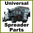 Universal Hopper Spreader Parts