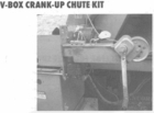V-Box Crank Up Chute Kit, P/N 3020626