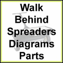 Walk Behind Spreaders & Parts