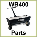 WB400 Walk Behind Spreader Parts & Diagram