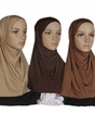 Pack of 3 - Luxury Soft Lycra Blend Al-Amira 1 piece Hijab