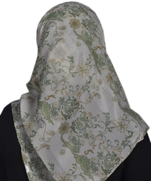 Rayon Blend Georgette Wrap - Click to enlarge