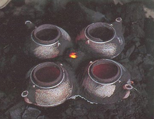 3. Taking Out Teapots From Molds