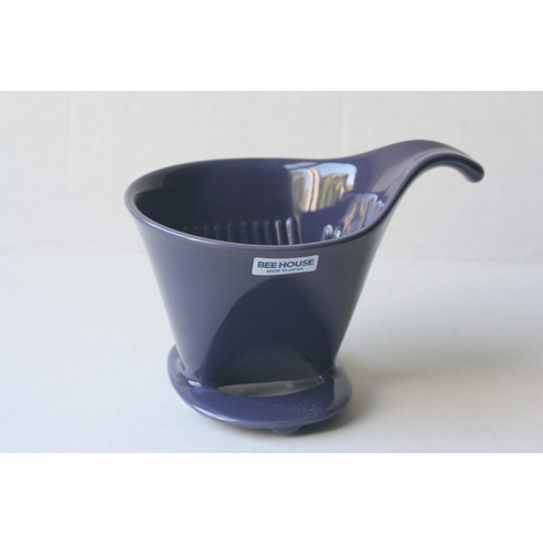 Bee House Egg Plant Color Coffee Dripper