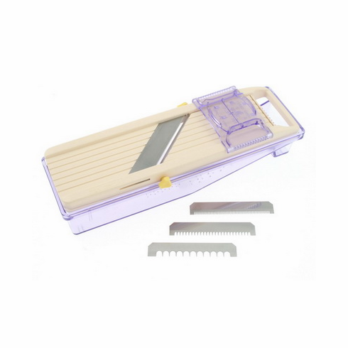 Benriner Slicer with Tray, Made in Japan