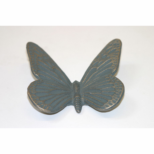 """Bronze Butterfly Cast Iron Paper Weight <font color=red><i>"""" Sold Out""""</i></font>"""