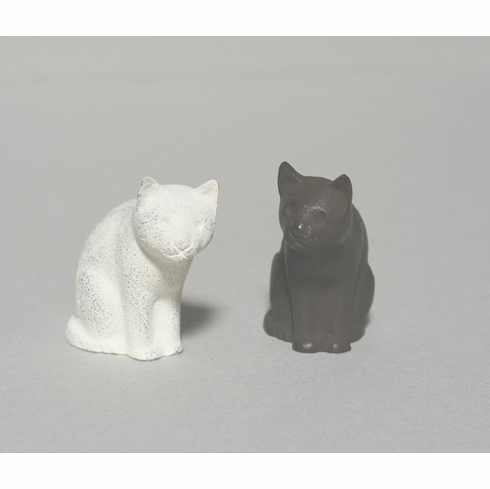 Cast Iron  Cat Paper Weight