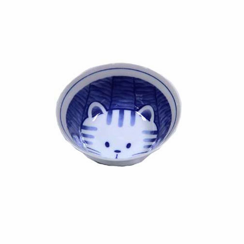 Ceramic Bowl with Kitty