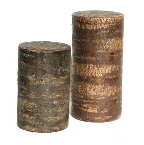 Cherrywood Tea Canister, Holds  <br>120 Grams or 180 Grams
