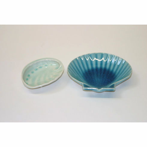 Clam and Abalone Shell Plates