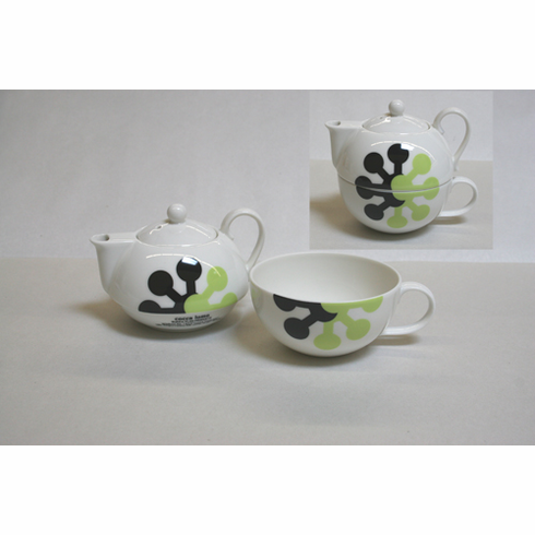 """""""Cocca Lomo"""" Teapot and Cup Set<font color=red><i>""""Out of Stock""""</i></font>"""