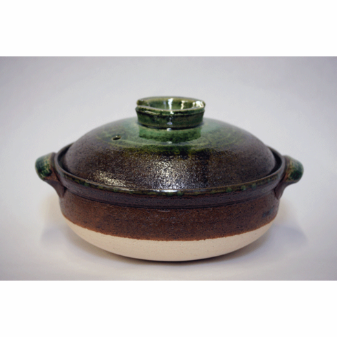"""Donabe/Japanese Hot Pot 7-1/4"""", 8-1/2"""", 9-3/4"""", 10-3/4"""" & 12"""" Made in Japan"""
