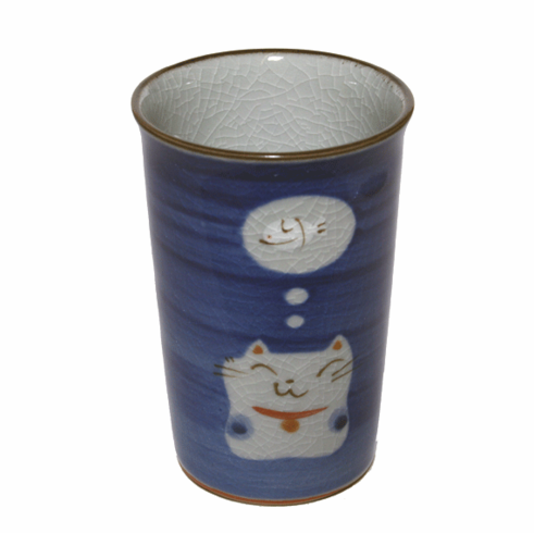 Dreaming Cat Cup, 6 oz.