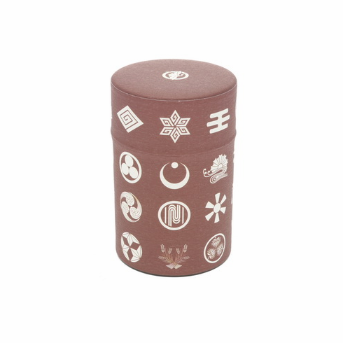 Family Crests Tea Canister,  <br>Holds 100 Grams