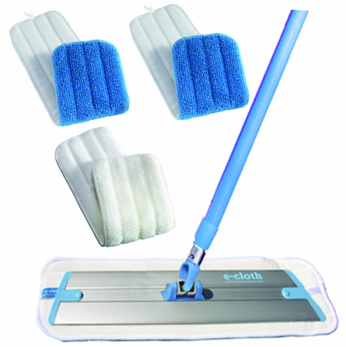 Floor Cleaning Set 4pc by e-cloth