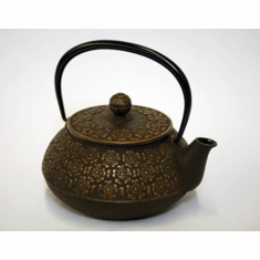 Japanese Cast Iron Products - Teapots - Tetsubin