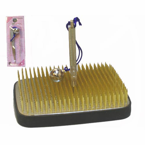 Kenzan Needle Straightening Tool