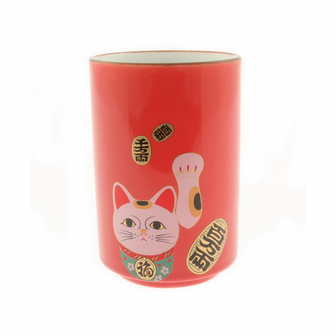 Lucky Blush Kitty Cup, 8 oz.