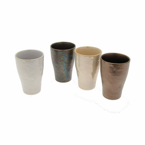 Luster Tea Cups for Four