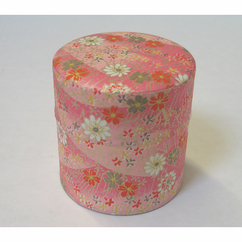 """Mid Size Tea Canister Holds 100 Grams<font color=red><i>""""Out of Stock""""</i></font>"""