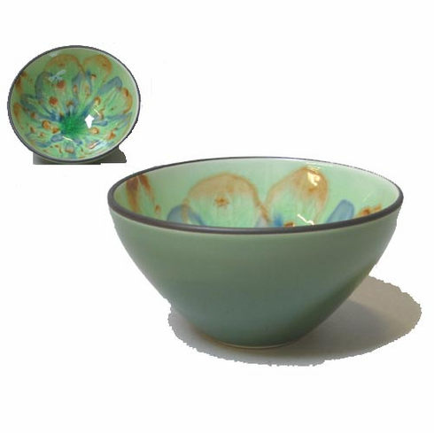 Multicolor Green Bowl