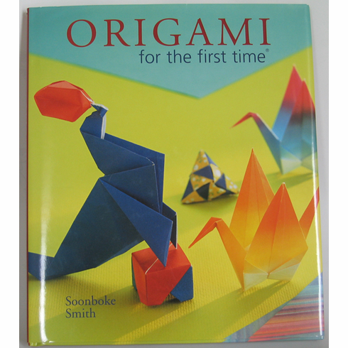 """Origami for the first time by Soonboke Smith<font color=red><i>""""Out of Stock""""</i></font>"""
