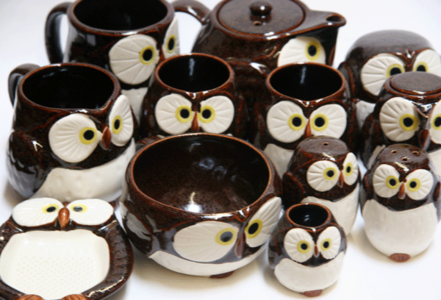 Owls Series/Products